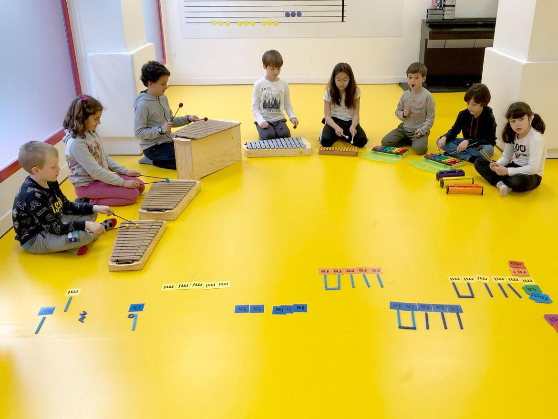 Expresión y Educación Musical