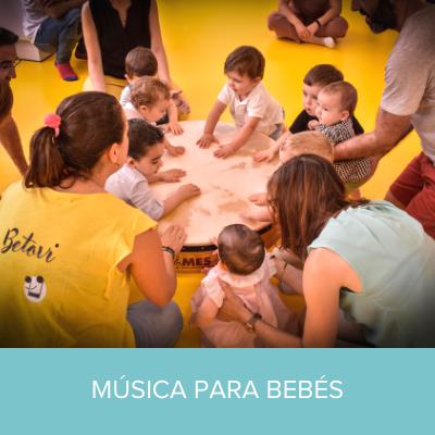 Música para Bebés, la base del desarrollo emocional y cognitivo