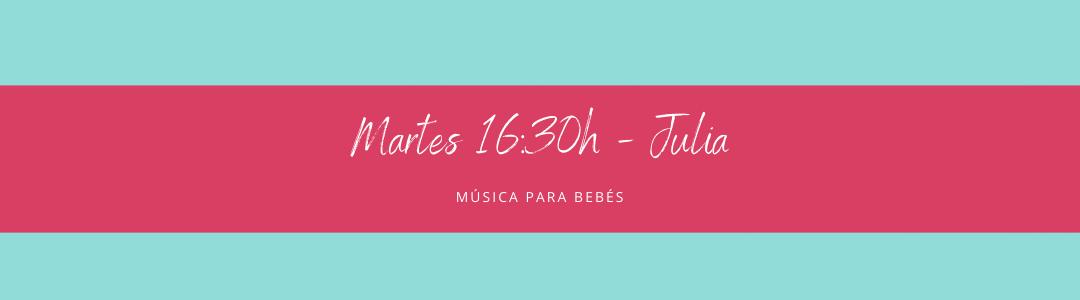 Protegido: 1 de septiembre (16:30h) Julia – Música para bebés