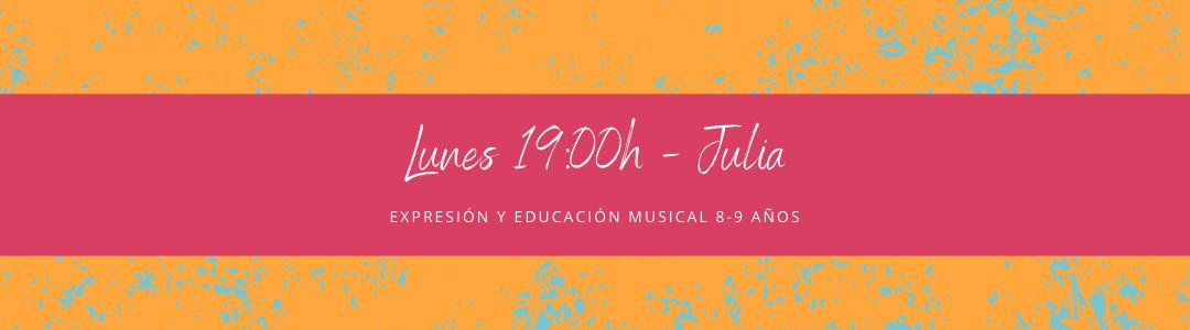Protegido: 26 de octubre (19:00h) Julia – Expresión y educación musical 8-9 años