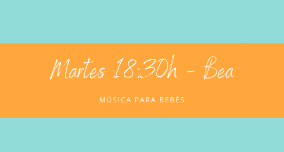 Protegido: 12 de marzo (18:30h) Bea – Música para bebés
