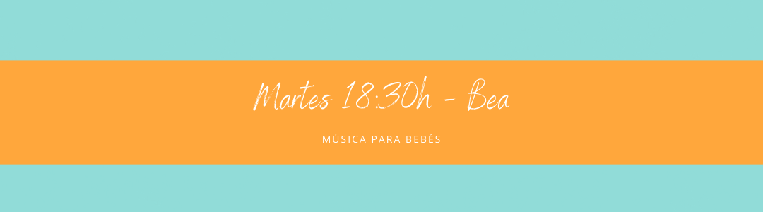 Protegido: 9 de abril (17:30h) Bea – Música para bebés