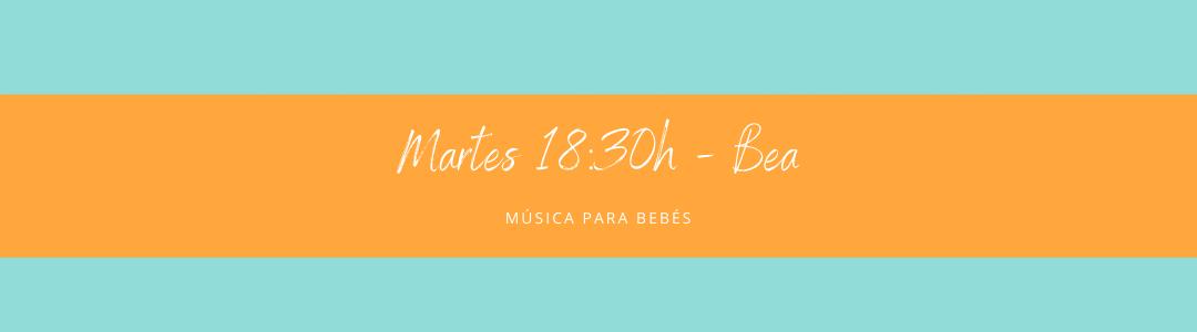 Protegido: 4 de mayo (18:30h) Bea – Música para bebés