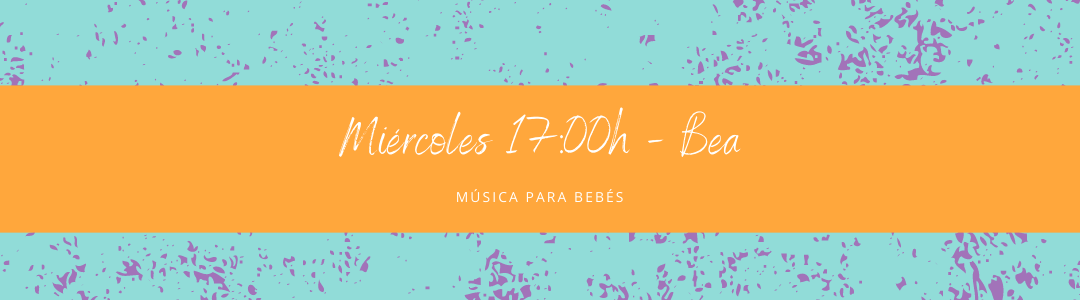 Protegido: 27 de enero (17:00h) Bea – Música para bebés